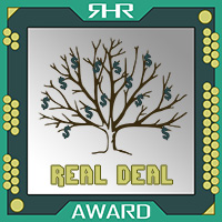 Real Hardware Reviews - Real Deal Award