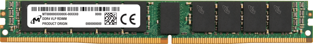 DDR4 VLP RDIMM 32GB 1Rx4 3200 CL22- view 1